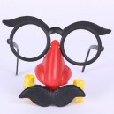 Blowing Bugs Bugs Glasses Blowing Whistles Big Nose Clown Cartoon Funny Toys Children Glasses Toys