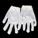 Supply Halloween Dress Up Mechanical Dance White Gloves White Gloves Hip-hop Gloves Magic Gloves Cotton