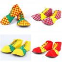 Supply Clown Clothes Clown Shoes Sponge Shoes Dress Up Shoes