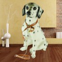 Supply Simulated Dogs World Dogs Resins Large Dogs Animal Decoration Home Decoration Crafts Dog