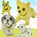 Supply Simulation Shook His Head Puppy Dog Resin Ornaments Crafts Home Decoration Boutique Special For The Intellectual Interest in Toys