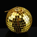 Supply Glass Sphere Mirror Ballroom Wedding Ball Stage Light Reflective Ball Reflected Glass Ball Red Christmas Ball