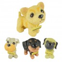 Simulated Puppy Animal World Dog Resin Crafts Home Bedroom Living Room Decoration Dog Gift