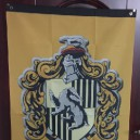 Supply Wholesale Harry Potter Decorative Flag 75X125CM Hufflerpuff