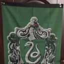 Supply Wholesale Harry Potter Decorative Flag 75X125CM Slytherin