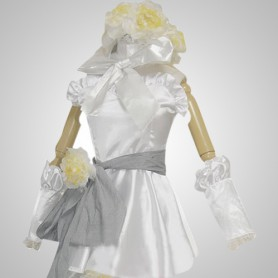 Black Butler Doll Halloween Cosplay Costume