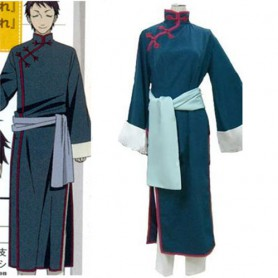 Black Butler Lau Halloween Cosplay Costume