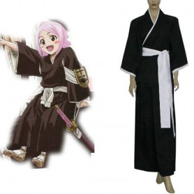 Bleach 11th Division Lieutenant Kusajika Yachiru Halloween Cosplay Costume