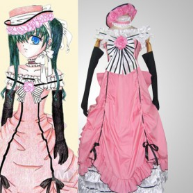 Cool Superior Black Butler Halloween Cosplay Costume