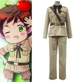 Hetalia Axis Powers Antonio Fernandez Carriedo Spain Halloween Cosplay Costume