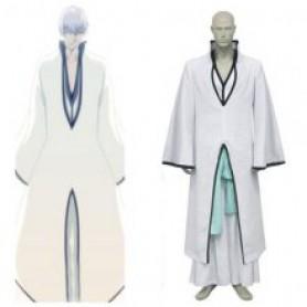 Bleach Ichimaru Gin Arrancar Halloween Cosplay Costume