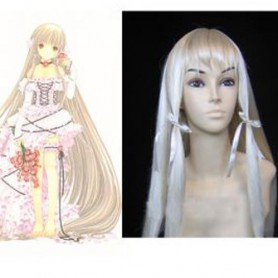 Chobits Chii Halloween Cosplay Wig