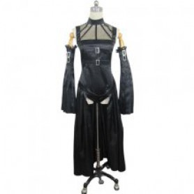 Chobits Freya Black Halloween Cosplay Costume