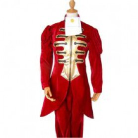 Code Geass Britannian Halloween Cosplay Costume