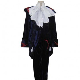 Code Geass Lelouch Lamperouge Halloween Cosplay Costume