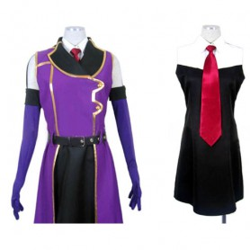 Code Geass Villetta Nu Halloween Cosplay Costume