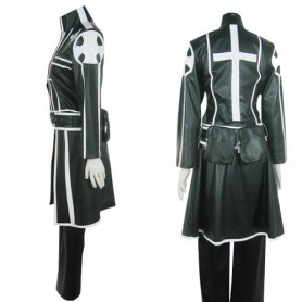 Cool D.Gray Man Allen Walker Halloween Cosplay Costume