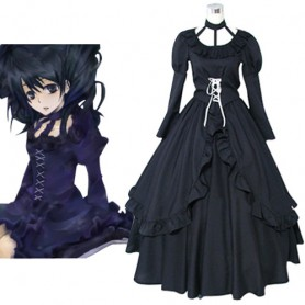 D.Gray Man Lenalee Lee Princess Halloween Cosplay Costume