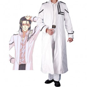 D.Gray Man osplay Costume