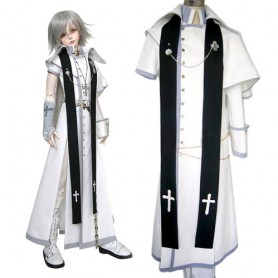 DOD Doll SHA Halloween Cosplay Costume