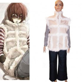 Death Note Matt Halloween Cosplay Costume