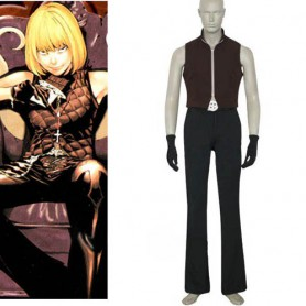 Death Note Mello Halloween Cosplay Costume