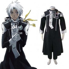 Perfect D.Gray Man Allen Walker Halloween Cosplay Costume