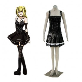 Superior Death Note Amane Misa Halloween Cosplay Costume