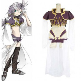 Final Fantasy IX-9 Kuja Cosplay Costume - Halloween