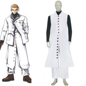 Unusual Top Superior Superior Final Fantasy VII Rufus Shinra Halloween Cosplay Costume