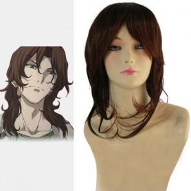 Gundam 00 Lockon Stratos Halloween Cosplay Wig
