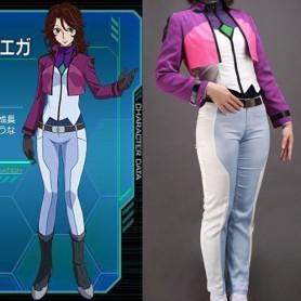 Gundam Lee Noriega Halloween Cosplay Costume