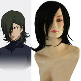 Mobile Suit Gundam Halloween Cosplay Wig