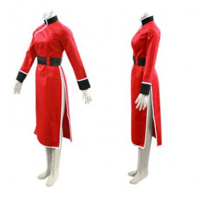 Top Gin Tama Kagura Halloween Cosplay Costume