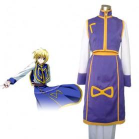 Hunter X Hunter Kurapika Halloween Cosplay Costume