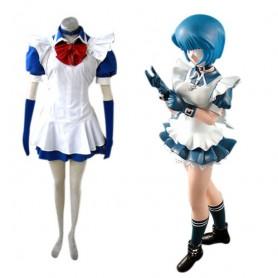 Ikki Tousen Ryomou Shimei Halloween Cosplay Costume