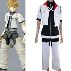 Ideal Kingdom Hearts Roxas Halloween Cosplay Costume