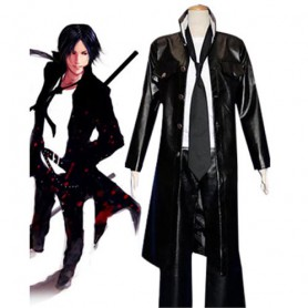 Katekyo Hitman Reborn Mukuro 10 Years After Halloween Cosplay Costume