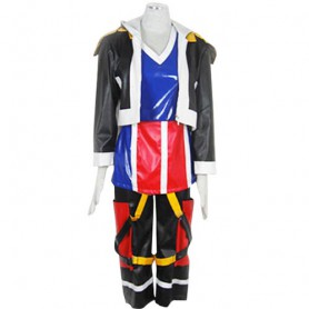Kingdom Hearts Sora Halloween Cosplay Costume