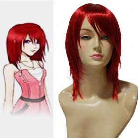 Popular Kingdom Hearts Kairi Halloween Cosplay Wig