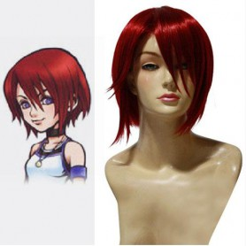 Top Kingdom Hearts Kairi Halloween Cosplay Wig