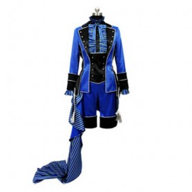 Kuroshitsuji Ciel Phantomhive Classic Full Dress Lolita Halloween Cosplay