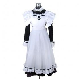 Maid Halloween Cosplay Costume