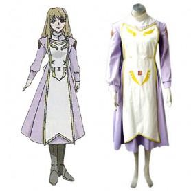 My-Otome Shizuru Viola Halloween Cosplay Costume