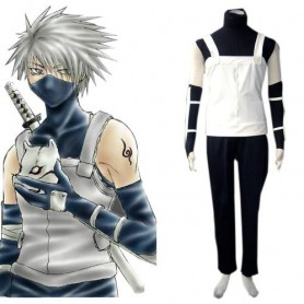 Naruto Anbu Men's Halloween Cosplay Costume