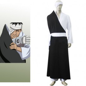 Naruto Danzo Halloween Cosplay Costume