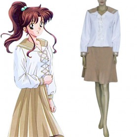 Sailor Moon Lita Halloween Cosplay Costume