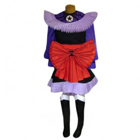 Sailor Moon Messiah of Silence Halloween Cosplay Costume