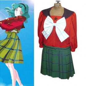 Sailor Moon Sailor Neptune Halloween Cosplay Costume