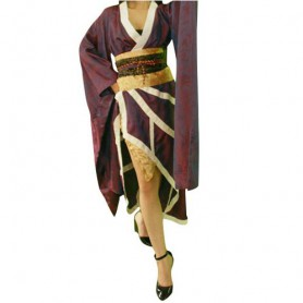 Samurai Warriors Nouhime Halloween Cosplay Costume